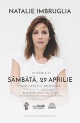 Natalie Imbruglia canta la Bucuresti pe 29 aprilie