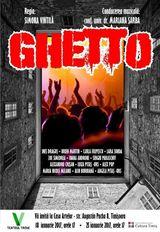Ghetto: Spectacol muzical cu vedete copii pe 18 februarie