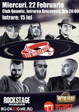 Concert Theo & The Wristband pe 22 februarie la Quantic
