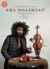 Concert Ara Malikian pe 7 noiembrie la Sala Palatului