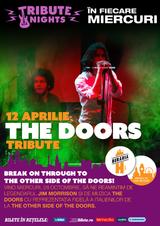 Concert tribut The Doors pe 12 aprilie la Beraria H