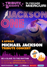 Michael Jackson Tribute Concert cu Jackson One