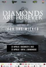 DIAMONDS ARE FOREVER lanseaza albumul 'MELANISM' pe 22 aprilie in B52