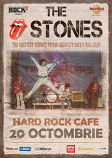 Concert 'The Stones' tribut The Rolling Stones la Hard Rock Cafe