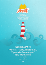 Sunset Festival 2017, editia a IV -a, va avea loc intre 11 si 13 august la Vama Veche