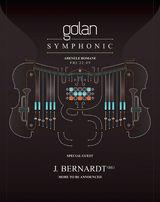 Concert Golan Symphonic with special guest: J.Bernardt