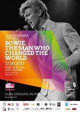 Documentarul 'Bowie: The Man Who Changed the World' proiectat la avanpremiera DokStation 2