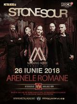 STONE SOUR in concert la Bucuresti