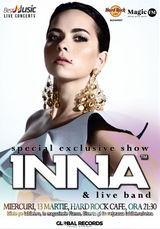 Concert INNA - special exclusive show