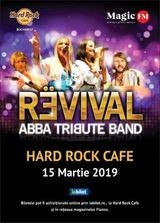 Concert Abba Tribute Band  Revival / The Tribute to ABBA