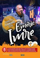 Emeric Imre in concert la Beraria H