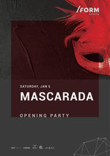Mascarada at /FORM SPACE