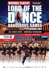 Lord of the Dance - Dangerous Games - Bucuresti