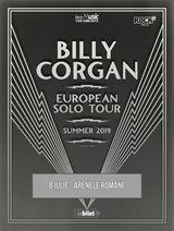 Billy Corgan (Smashing Pumpkins) Special exclusive show pe 8 Iulie la Arenele Romane
