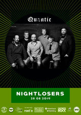 Concert Nightlosers in Club Quantic
