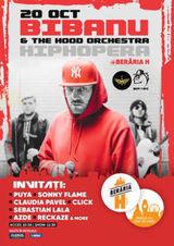 Bibanu & The Hood Orchestra // HipHopEra // Beraria H