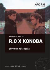 R.O x Konoba at /FORM SPACE