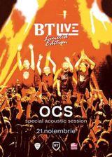 Omul cu obolani - Acoustic Show / BTLive Limited Edition Club Control, Bucureti