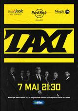 Concert Taxi pe 4 septembrie