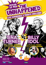 Tina Turner vs. Billy Idol | The Unhappened Live Experience