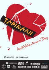 Tapinarii - Anti Valentine's Day in Bucuresti