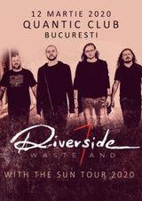 Bucuresti: Riverside in Club Quantic