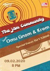 The Jam Community feat. Omu Gnom & Krem / Expirat / 09.02