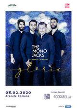 "The Mono Jacks lanseaza albumul ""Gloria"" / invitati: byron, Rockabella"