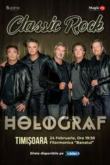 Timisoara: Concert Holograf la Timisoara: Classic Rock
