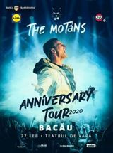 Bacau: Turneu Aniversar The Motans