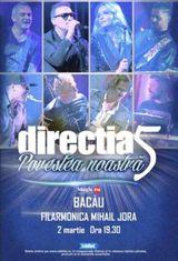 Bacau: Concert Directia 5 - Povestea Noastra