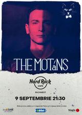 Concert The Motans pe 9 septembrie