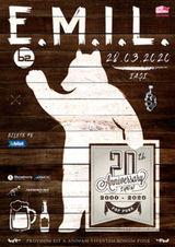 Iasi: Concert E.M.I.L. - 20 de ani