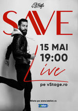SAVE Live pe vStage
