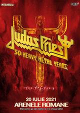 Judas Priest - 50 Heavy Metal Years pe 20 iulie 2021
