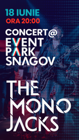 Lagoo Snagov - Concert The Mono Jacks
