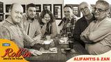 Roll'in Brasov: Alifantis & Zan pe 21 mai