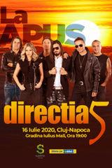 Cluj - Napoca: Directia 5 - La Apus pe 16 iulie