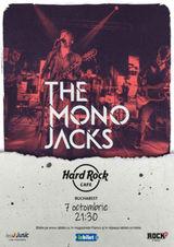 Concert The Mono Jacks pe 7 octombrie