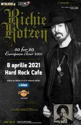Concert Richie Kotzen: 50 for 50 are loc in 2021