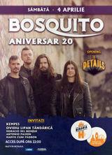 Bosquito 20 / Concert Aniversar / Beraria H