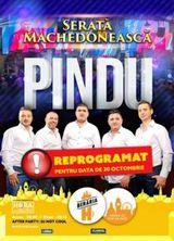 Serata Machedoneasca: Pindu / 30 octombrie