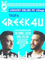 Greek 4U - Concert Online