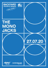 The Mono Jacks in Vama Veche  Backyard Acoustic Season 2020