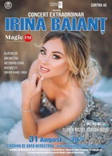 Concert Extraordinar Irina Baiant