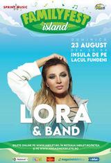 Concert Lora @ #FAMILYFEST Island