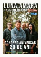 Luna Amara Concert Aniversar 20 ani