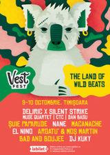 Vest Fest 2020 are loc la Timisoara intre 9 si 10 octombrie