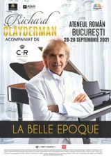 Concert Richard Clayderman pe 29 septembrie 2021