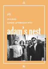 Concert Sunday Afternoon with Adam's Nest